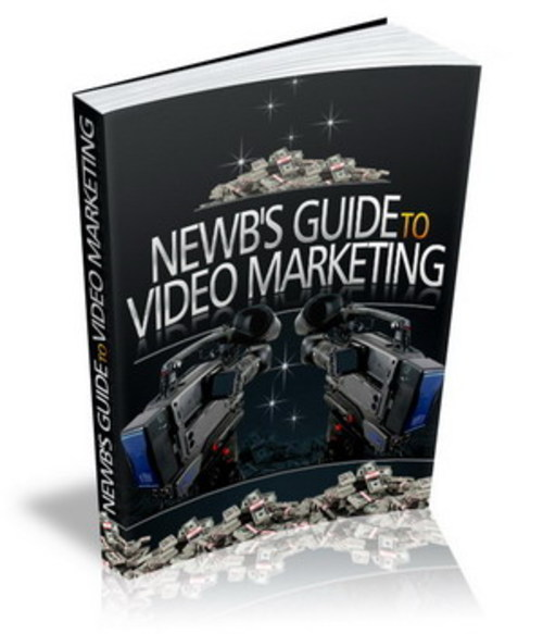 Product picture Newbies Guide To Video Marketing