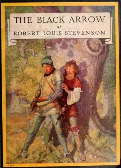 Product picture The Black Arrow by Robert Louis Stevenson